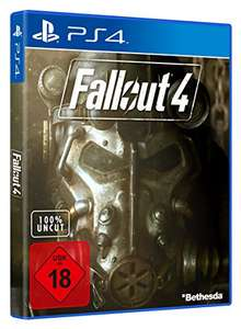 [amazon.de] Fallout 4 Standard - 10,07 € oder Game of the Year - 20,16 (PS4)