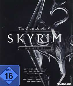 [amazon.de] The Elder Scrolls V: Skyrim Special Edition [Xbox One/PS4]
