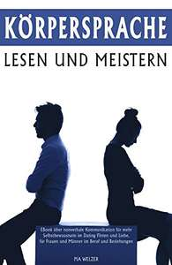 [Amazon.de] Körpersprache lesen und meistern (Kindle Ebook) gratis