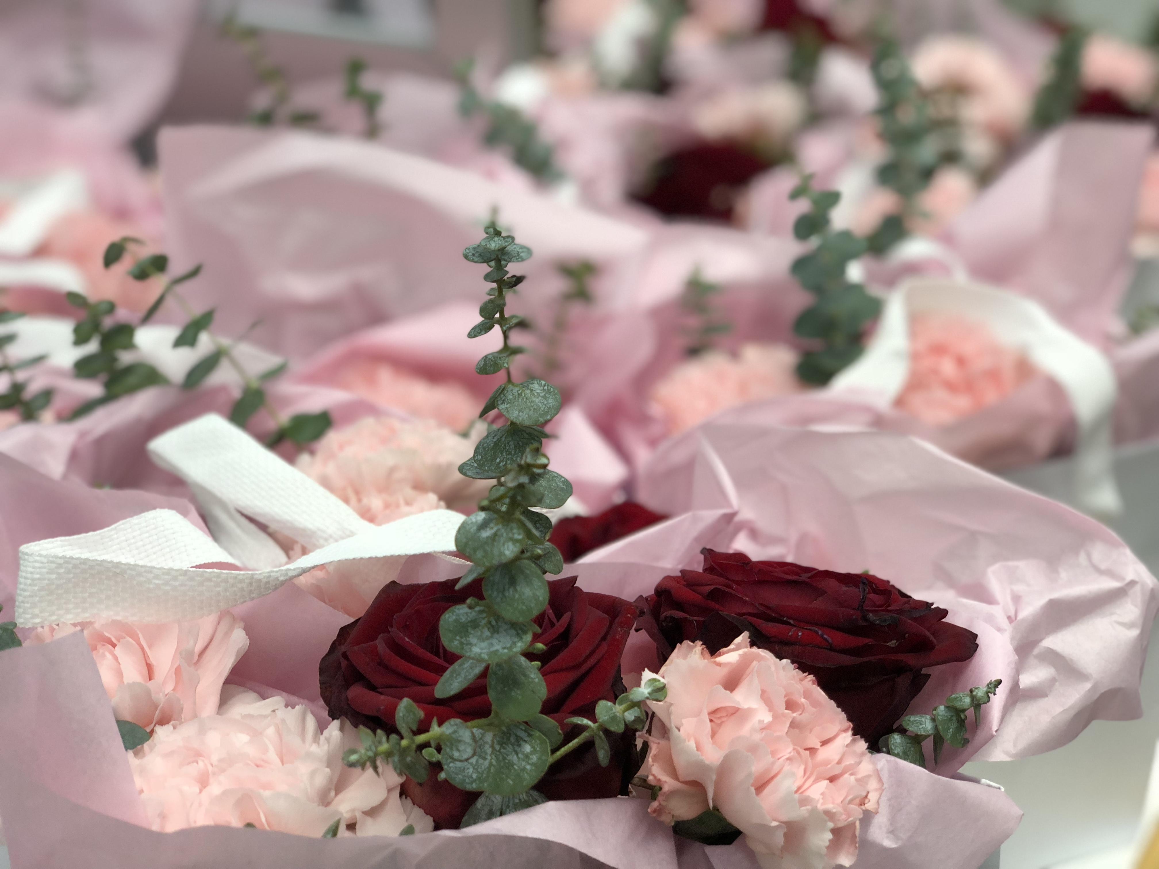 Post 1010 Fleischmarkt / Rosalie: Rosentasche Valentinstagsgeschenk um 14,90 € / 10% Rabatt Gutschein