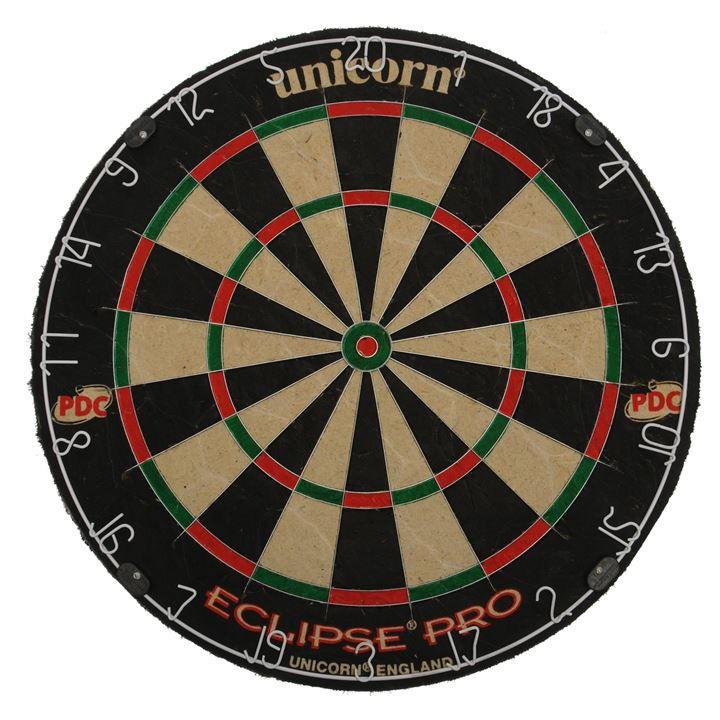 180! Nach der WM ist vor der WM -> Unicorn Dartboard Eclipse Pro