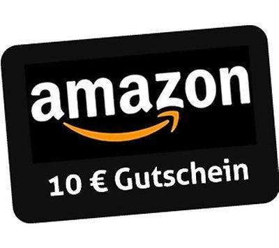 (TOP!!!) Amazon Gutscheinfehler - 10 € auf ALLES - kein Mindestbestellwert