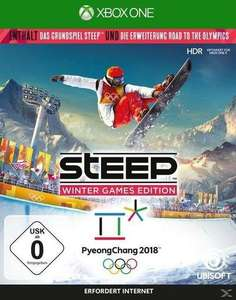 [Libro.at] Steep - Winter Games Edition (Xbox One)
