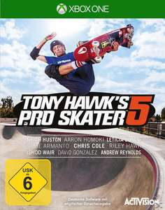 [Libro.at] PS4 und Xbox One Games um 9,99 € z.B. Tony Hawk´s Pro Skater 5, Deponia, Wolf among us............