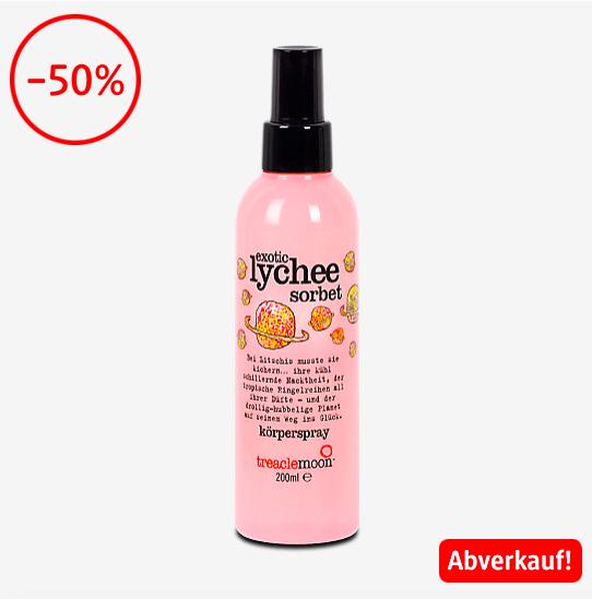 Treaclemoon Körperspray Exotic Lychee sorbet 200 ml