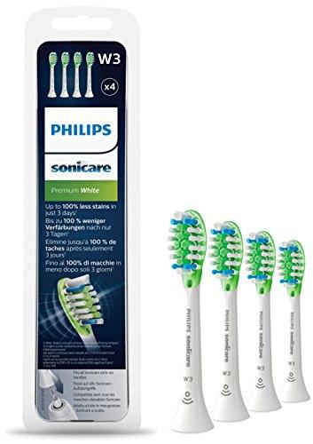 4x Philips Sonicare DiamondClean Premium White Aufsteckbürsten - Bestpreis
