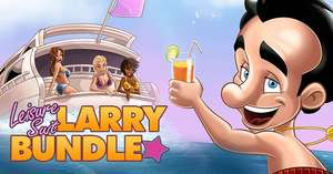 Leisure Suit Larry Komplettpaket - Pizza Connection 1+2