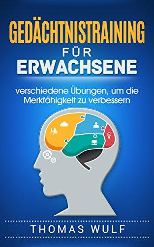 [Amazon.de] Gedächtnistraining für Erwachsene (Kindle Ebook) gratis