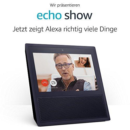 -27% Echo Show - schwarz
