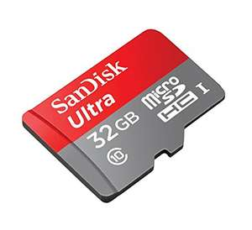 SanDisk Ultra microSDHC (32GB)