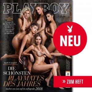 "(Geiler Preisjäger) GRATIS Playboy Magazin ""Playmate des Jahres"""