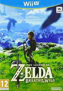 Amazon.de: Zelda - Breath of the Wild (Wii U) um 43,16€