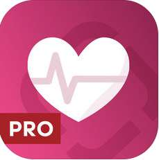 iOS / Google Playstore: Runtastic Heart Rate Pro gratis