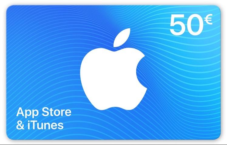 iTunes Guthaben via Paypal -10%