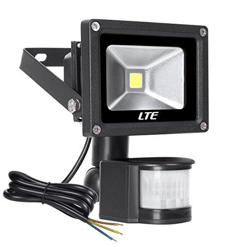 [AMAZON PRIME] 10W LED Strahler mit Bewegungsmelder