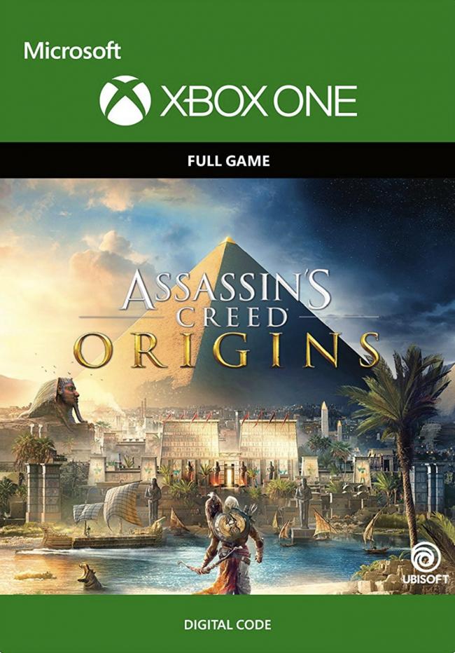cdkeys: Assassins Creed Origins + Assassins Creed Unity (Xbox One) für 22,86€