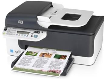 Multifunktionsgerät HP Officejet J4680 für 89€ bei Amazon