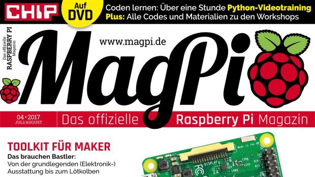 Raspberry Pi Magazin - die ersten 6 Ausgaben kostenlos