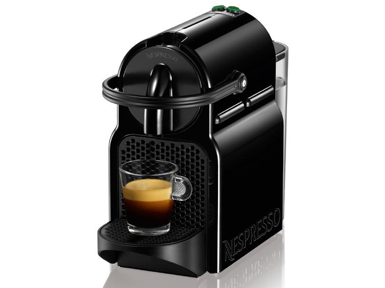 [www.SATURN.at] DeLonghi EN 80.B Inissia schwarz für € 55,-- inklusive 50 Nespresso Kapseln bei Regestrierung Gratis
