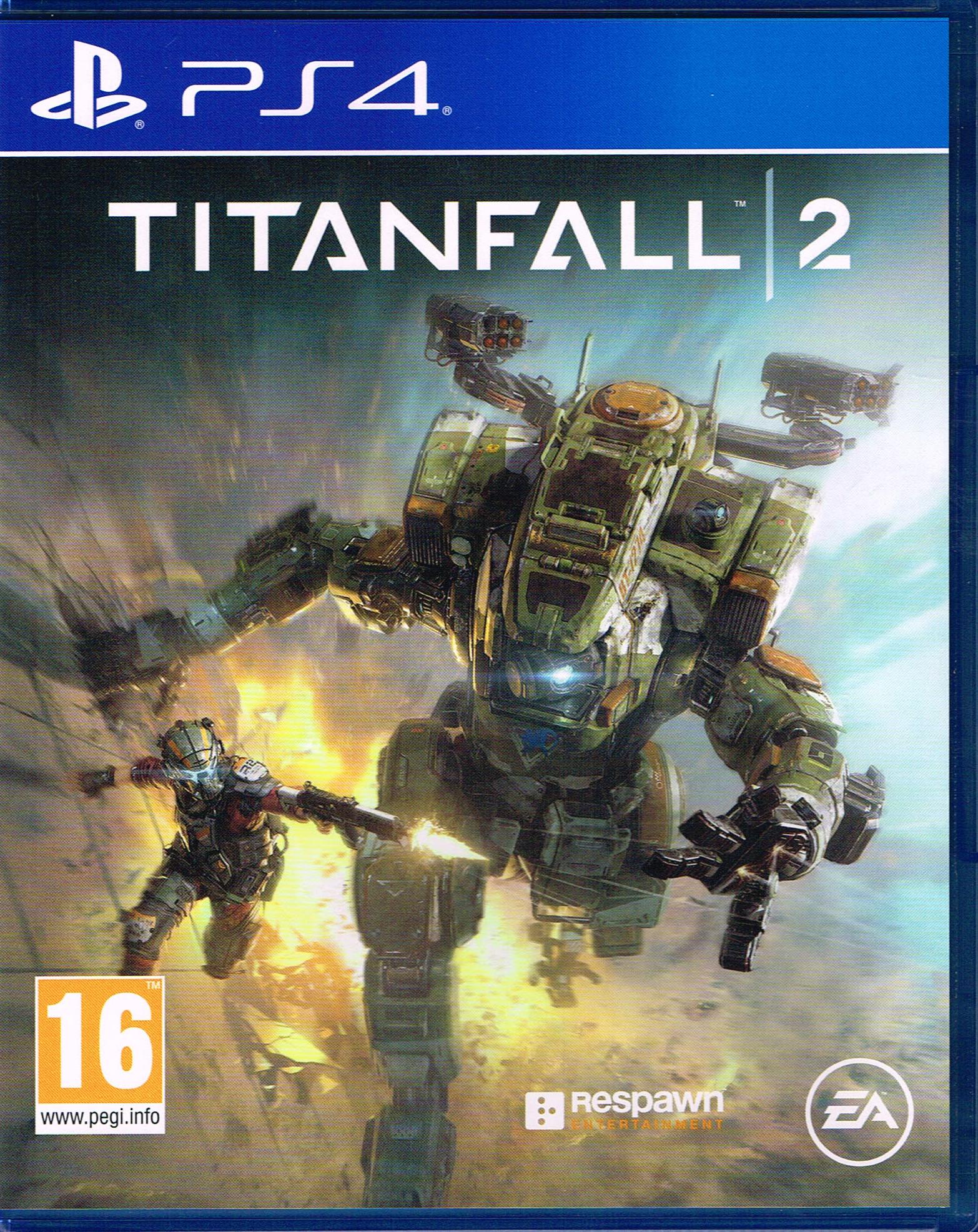 [gameware.at] [PS4] Titanfall 2 (US-Import) für €14,90 + €2,99 VSK