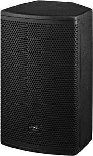 Aktive Profi-DSP-Lautsprecherbox mit 2-Kanal-Verstärker (380 W)