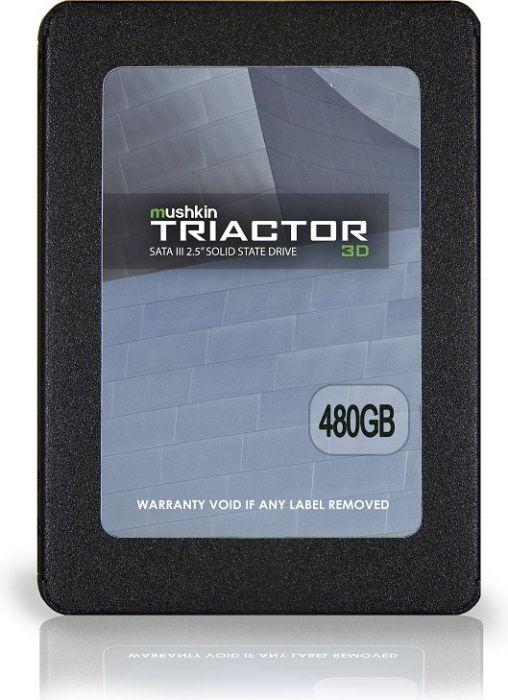 Mushkin Triactor 3DL 480GB SSD, SATA (MKNSSDTR480GB-3DL)