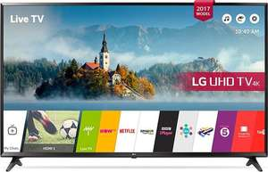 Saturn LG ELECTRONICS Fernseher 65UJ630V Ultra HD 4K HDR Smart TV