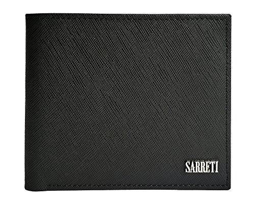 Saffiano Leder Brieftasche Slim
