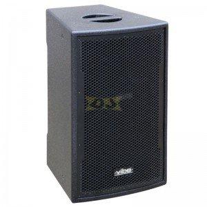 JB Systems Vibe 10 MKII Professioneller 2-Wege Lautsprecher