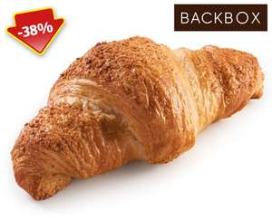 Hofer Nuss-Nougat-Croissant 19.2. bis 21.2.