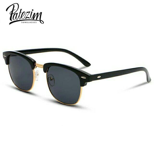 (Der nächste Sommer kommt bestimmt) Clubmaster Sonnenbrille