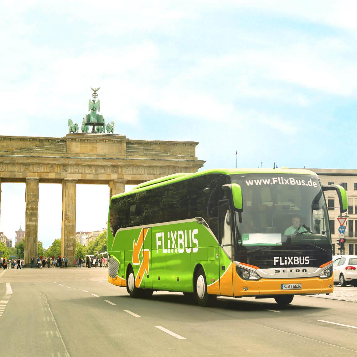 FlixBus: 5€ Gutschein ohne MBW