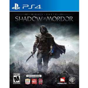 Libro Shadow of Mordor, BFHardline,  Just Sing , The Witcher