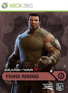 XBOX Österreich Gears of War 3 Add ON Fenix Rising / Force of Nature Kartenpaket GRATIS  !!