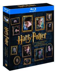 Amazon.it: Harry Potter - The Complete Collection (Blu-ray) für 20,69€