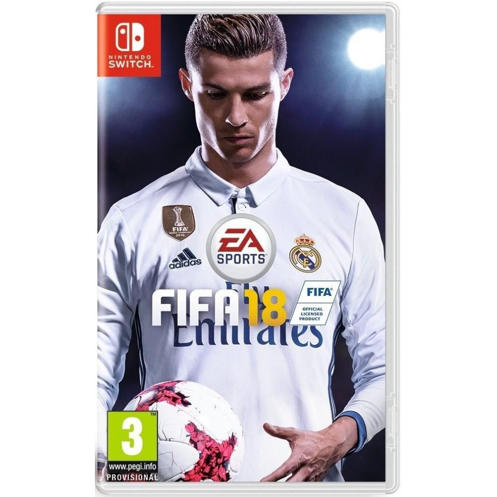 Wieder erhältlich! Nintendo Switch Fifa 18 Retail um 35,90€ inkl. Versand