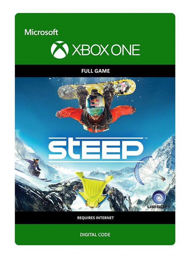 [CDkeys] STEEP Xbox One DL zum Knallerpreis von 8,73€