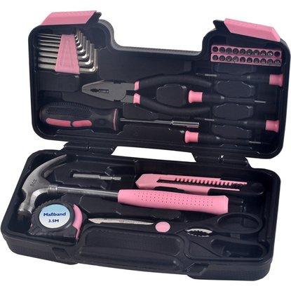Pinkes Werkzeugset Frauen 9,99€ inkl. Versandkosten