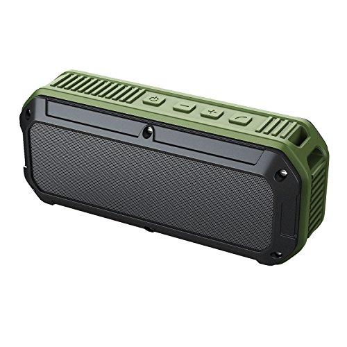 Aukey SK-M8 Bluetooth Lautsprecher, IP64 Wasserdicht
