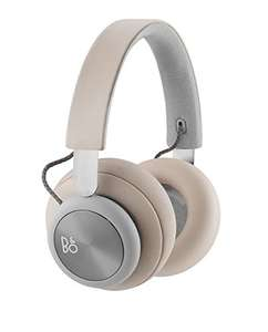 Amazon B&O PLAY by Bang & Olufsen Beoplay H4 Kabelloser Over-Ear Kopfhörer, Sand grey
