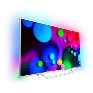 Amazon Philips 65PUS6412/12 164cm (65 Zoll) LED-Fernseher (Ultra-HD, Smart TV, Android, Ambilight)