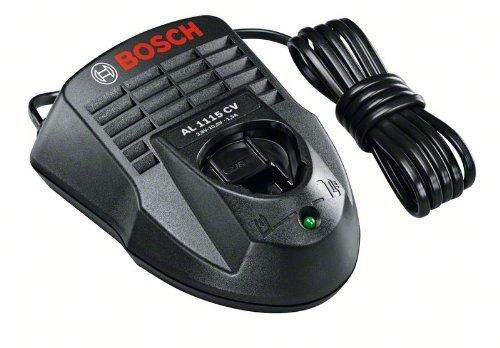 Bosch DIY Schnellladegerät AL 1115 CV für 10,8 und 12 V