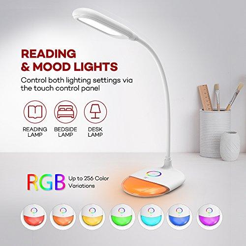 Led-Schreibtischlampe(TaoTronics)