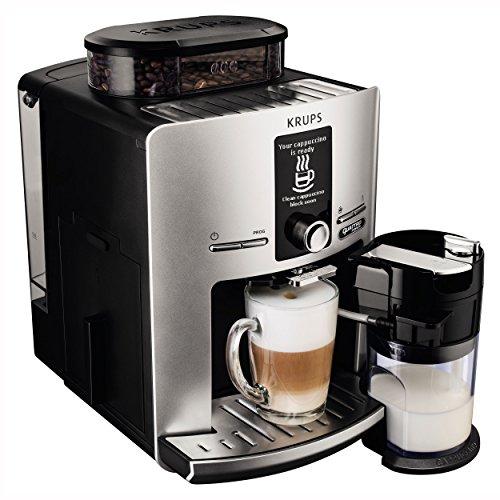 Krups Latt'Espress Quattro Force EA82FE Kaffeevollautomat