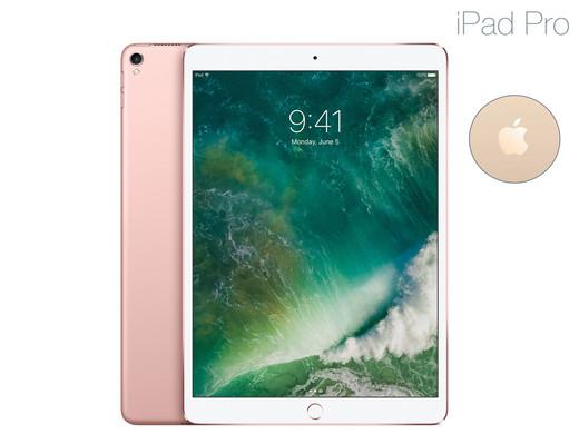 """Apple iPad Pro 10.5"""" 64GB (rosegold oder gold) für 605,90€"""