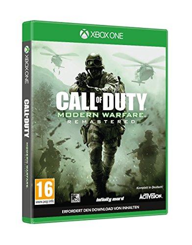 [amazon.de] Call of Duty Modern Warfare - Remastered (Xbox One/PS4)