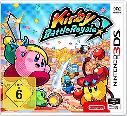 [Amazon.de] [N3DS] Kirby Battle Royale für €15,70 und VSK-frei für Prime