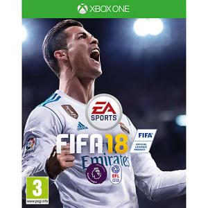 Microsoft US Store: Fifa 18 für die Xbox One um 15,82€