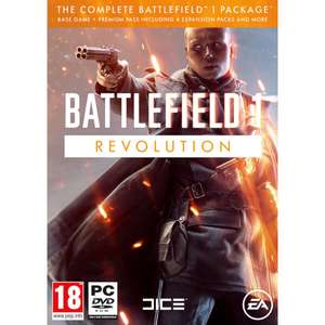 Battlefield 1 Revolution Edition PC Retail