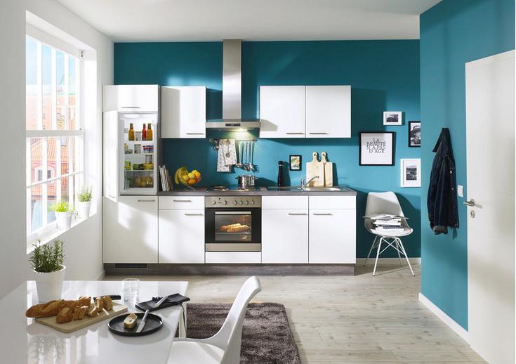 Erste eigene Wohnung? Küchenblock inklusive Elektrogeräte!